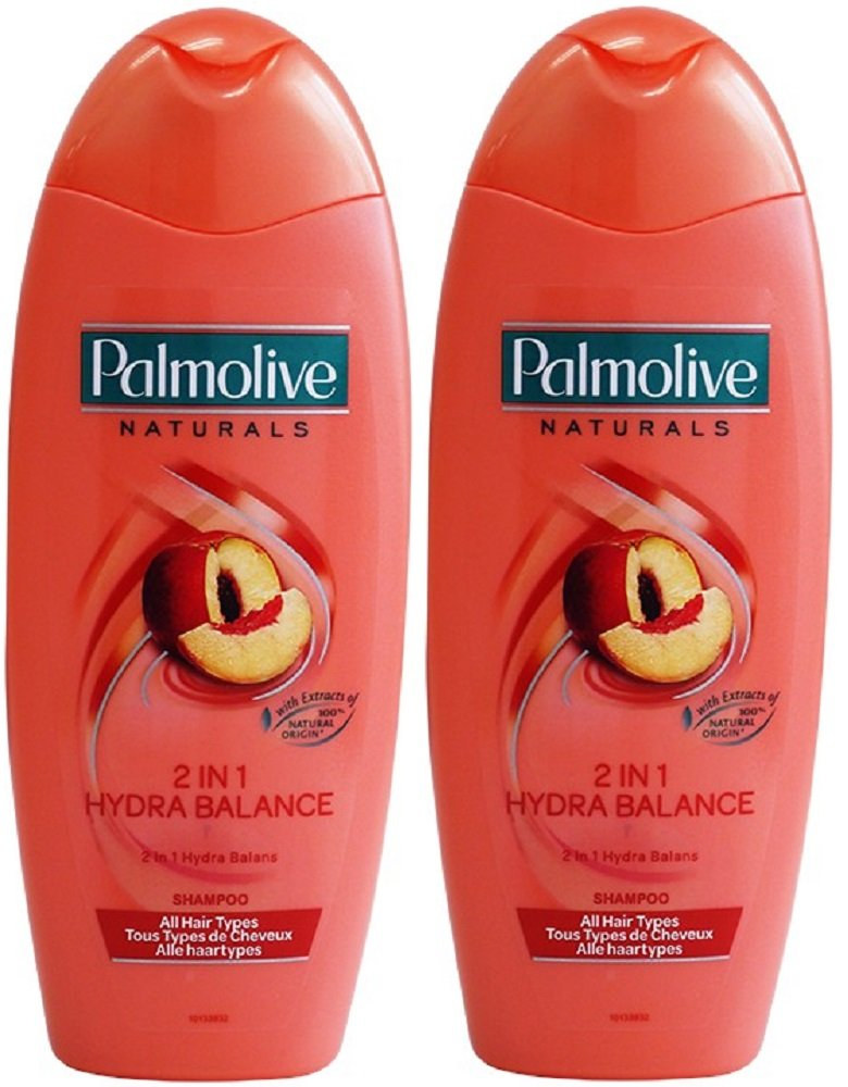 Palmolive X2 Bombing new work Naturals 2 In 1 Hair All Cheap bargain Balance Type Hydra Shampoo