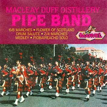 Macleay Duff Distillery Pipe Band