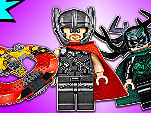 Clip: Thor Ragnarok Ultimate Battle for Asgard