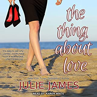 The Thing About Love audiobook cover art