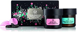 The Body Shop Facial Mask Duo Gift Set (Vegan)