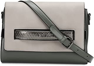 Van Heusen This Bag is Smooth Finished with Classy Look which Compliments Your Wardrobe (Grey dust)