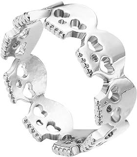 ONE A DAY 订婚戒指手工可爱小手带水晶首饰戒指女式礼品戒指