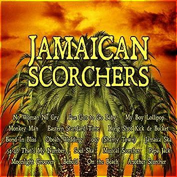 Jamaican Scorchers