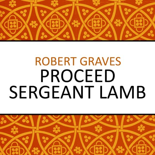 Proceed Sergeant Lamb audiobook cover art