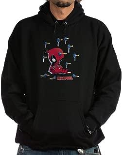 Deadpool Toy Darts Hoodie (Dark) Sweatshirt