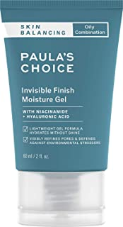 Paula's Choice SKIN BALANCING Invisible Finish Gel Moisturizer with Niacinamide & Hyaluronic Acid, Large Pores & Oily Skin...