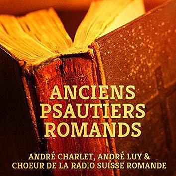 Anciens psautiers romands (Psaumes, chorales et cantiques)