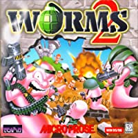 Worms 2 (Jewel Case) (輸入版)