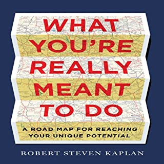 What You're Really Meant To Do audiobook cover art