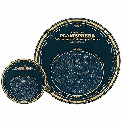 Miller Planisphere 50n/10.5 by MILLER PLANISPHERE
