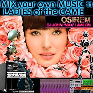 Mix Your Own Music 11 - Ladies of the Game