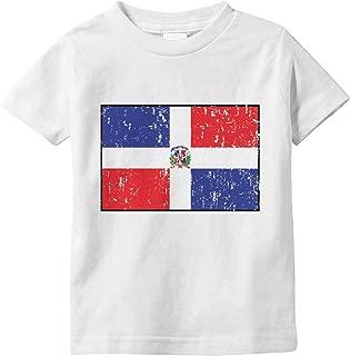 Amdesco Dominican Republic Flag Infant T-Shirt