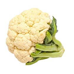Fresh Cauliflower, 400 - 600g