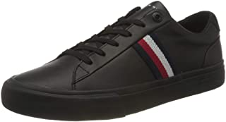 Tommy Hilfiger Herren Corporate Leather Sneaker