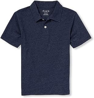 The Children's Place Boys Short Sleeve Polos Short Sleeve Polo Shirt