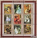Prophila Collection Guinea-Bissau 1633-1641 Kleinbogen 2001 Picasso-Gemälde (Briefmarken für Sammler) Malerei
