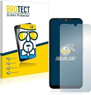 BROTECT Glas Screenprotector compatibel met Gigaset GS190 - Beschermglas met 9H hardheid