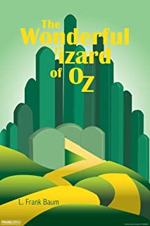 wizard of oz book poster