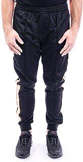 Luxury Fashion   Kappa Men 303KUC0A1H Black Polyester Joggers   Spring-summer 20
