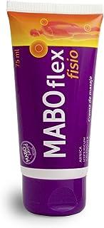 MABO Flex Fisio 75 ml - Crema de Masaje para Alivio de Dolores Musculares y Articulaciones Arnica Caléndula Mentol Hyperic...