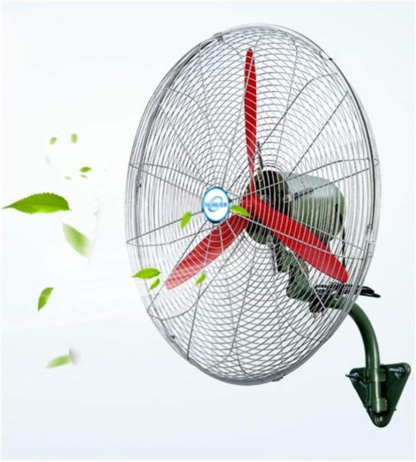 gyl Ventilador de paredVentilador de Pared con Motor De Bobina De Cobre, Ajuste de Velocidad del Viento de 3 Velocidades, Adecuado para El Hogar/Oficina/Restaurante/Almacén(Size:Los 55cm)