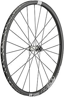 DT Swiss GR1600 Spline 25 Front Wheel: 700c, 12 x 100mm, Centerlock