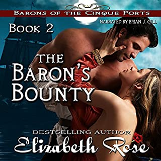 The Baron's Bounty audiobook cover art