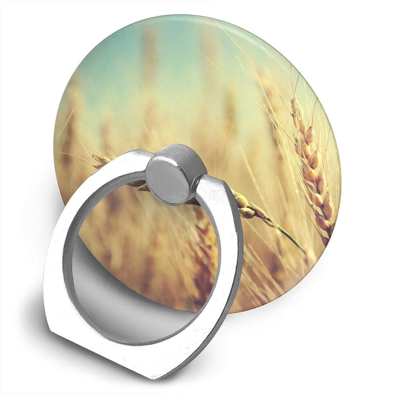 販売員チューインガムエクスタシーゴールデンライスフィールド 360度回転 携帯リング スタンド スマホスタンド ホルダー 薄型 指輪 リング 携帯アクセサリースタンド機能 落下防止