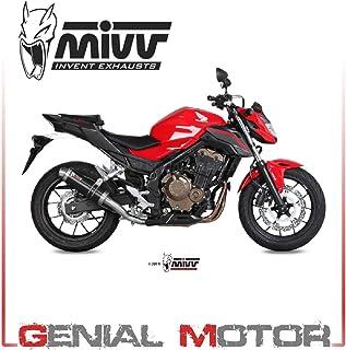 Mivv MV50SS0020 Bracket oval carb cap