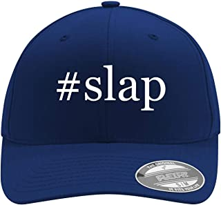 #Slap - Men's Hashtag Flexfit Baseball Hat Cap