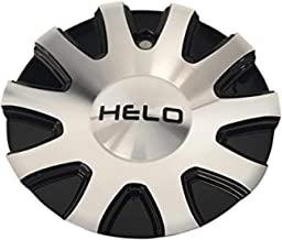 Helo 880 HE880 928L01 SL1308-01 Black and Machined Center Cap