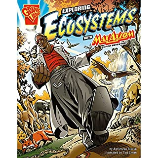 Exploring Ecosystems with Max Axiom, Super Scientist cover art