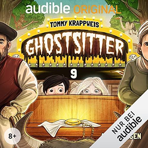 Ghostsitter 9 cover art