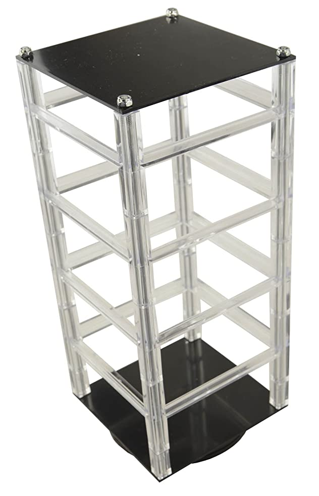 Beadaholique Revolving Earring Card Display Stand Jewelry