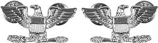 normani US Rangabzeichen aus Metall mit Nadelverschluss in verschiedenen Ausführungen