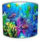Premier Lighting 8 Inch Marine Aquarium Fish Lampenschirme9 Für eine Deckenleuchte