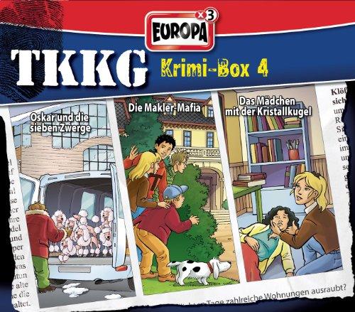 TKKG Krimi Box 04