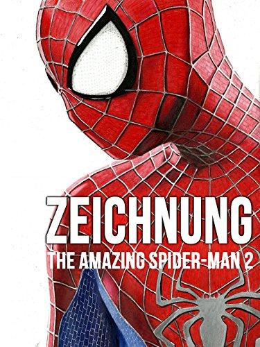Clip: Zeichnung The Amazing Spider-Man 2