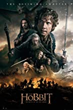 The Hobbit The Battle of the Five Armies poster 60 x 90 cms
