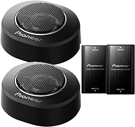 $47 Get Pioneer TS-S20C 20mm High-Power Component Dome Tweeter