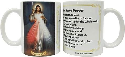 Vista Christian Coffee Mug - Divine Mercy Prayer Mug