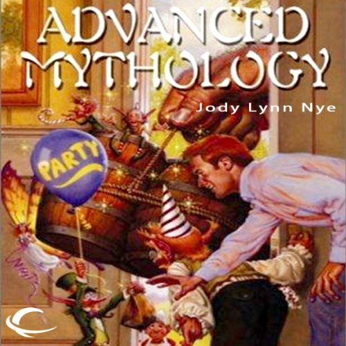 Advanced Mythology audiobook cover art