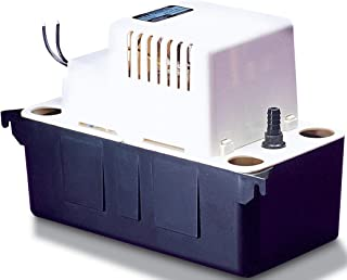 Little Giant 554455 Vcma-20 Series Condensate Removal Pump with Safety Switch, 7