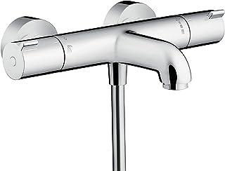 Hansgrohe 13201000 Ecostat 1001 CL termostato de bañera visto, cromo