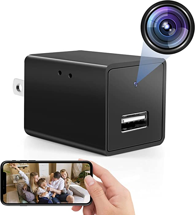 The Best Home Spy Camera With App For Phone