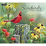 Songbirds 2021 Calendar