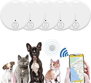 $40 » 5PCS Item Finders GPS Tracker Anti-Lost Device Key Finder Smart Bluetooth Tracker Wireless Anti-Lost Alarm Sensor Device f...