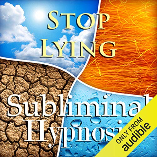 Stop Lying Subliminal Affirmations Audiobook By Subliminal Hypnosis cover art