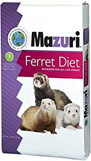 Mazuri Ferret Diet, 25 lb Bag